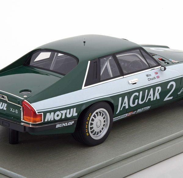 Jaguar XJS No.2, TWR Donington 1984 Ercy/Nicholson 1-18 Tecnomodels Limited 95 Pieces