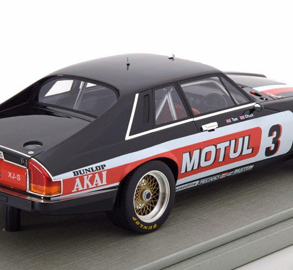 Jaguar XJS No.3, Sieger Tourist Trophy 1982 Walkinsghaw/Nicholson 1-18 Tecnomodels Limited 95 Pieces