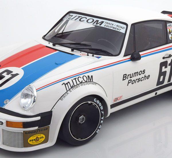 Porsche 934 Nr# 61 Daytona 24Hrs 1977 Brumos Racing Gregg / Busby 1-12 Minichamps