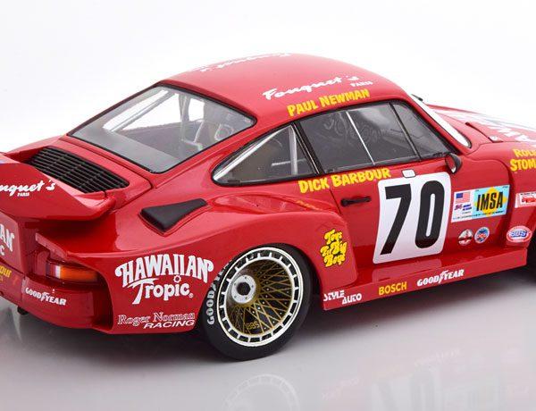 Porsche 935 No.70, 2nd Place 24h Le Mans 1979 Newman/Barbour/Stommelen 1-18 Norev