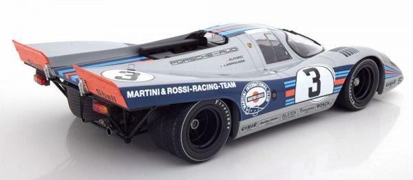 """Porsche 917K Sieger 12h Sebring 1971 """"Martini """"Elford/Larrousse 1-12 Minichamps"""