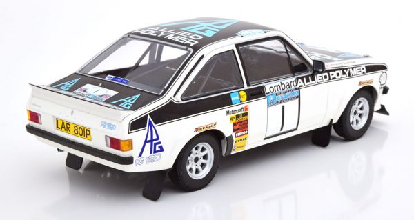 Ford Escort RS 1800 Sieger Lombard RAC Rally 1975 Mäkinen/Liddon 1-18 Minichamps Limited 300 Pieces