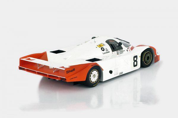 Porsche 956 Le Mans 1983 #8 Sorga SA Wollek/Ludwig/Johansson 1-12 True Scale Miniatures Limited 300 Pieces