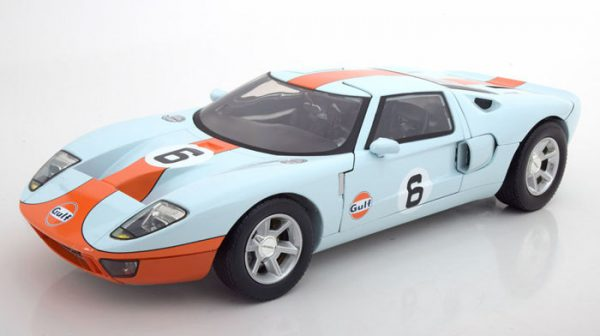"Ford GT Concept No.6 ""Gulf"" 1:12 Motormax"