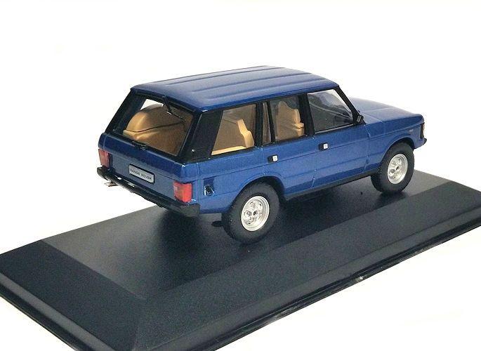Range Rover 1970 Blauw Metallic 1-43 Whitebox Limited 1000 Pieces