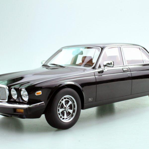 Jaguar XJ6 1982 Zwart 1-18 LS Collectibles Limited 250 Pieces