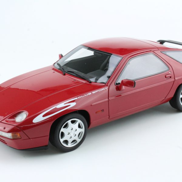 Porsche 928 Club Sport 1988 Rood 1-18 LS Collectibles Limited 250 Pieces