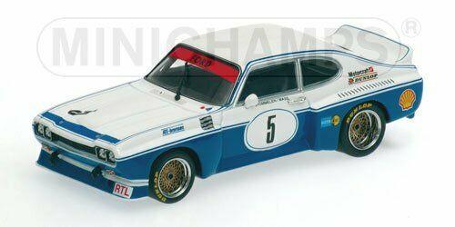 Ford Capri RS3100 ETC 1974 Zandvoort #5 Winners Stommelen/Mass 1-43 Minichamps Limited 2640 Pieces