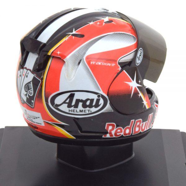 Helm Moto GP 250er World Champion Hiroshi Aoyama 2009 1-5 Altaya