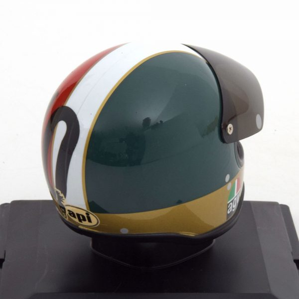 Helm MV Agusta 500er World Champion 1972 Giacomo Agostini 1-5 Altaya
