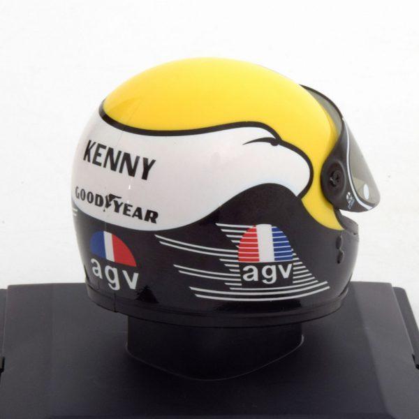 Helm Yamaha 500er World Champion 1980 Kenny Roberts 1-5 Altaya