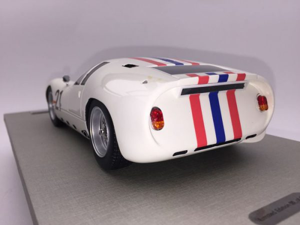 Maserati Tipo 151/3 Goodwood Festival 2015 #21 - 1-18 Tecnomodel Limited 90 Pieces