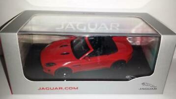 Jaguar F-Type V8-S 1-43 Salsa Rood 1-43 Ixo Models