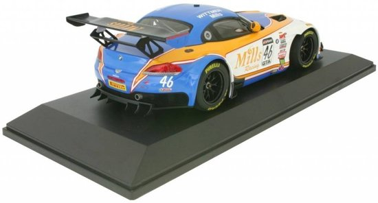 BMW Z4 GT3 Mills Racing #46 Pirelli World Challenge Wittmer / Mills 1:18 Minichamps Limited 252 Pieces