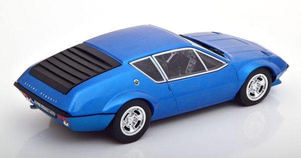 Renault Alpine A310 1974 Blauw Metallic 1-18 Ixo Models