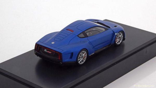 Volkswagen XL Sport Concept Blauw 1-43 Spark