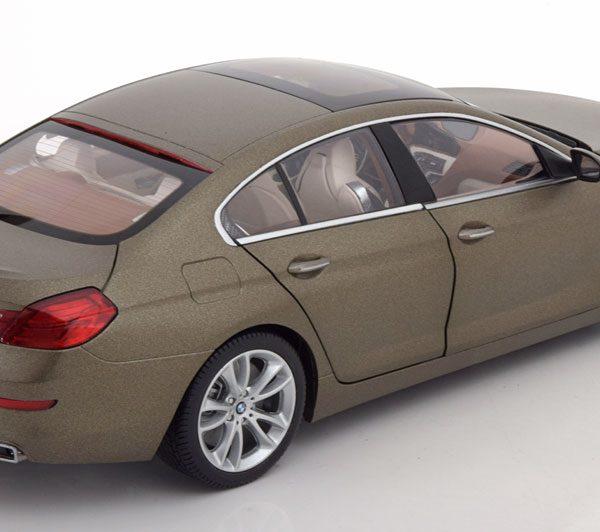BMW 650i F06 Gran Coupe 2012 Matbrons Metallic 1-18 Paragon Models