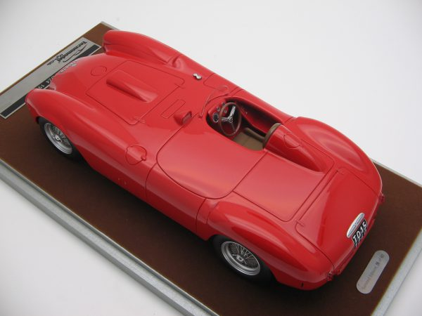 Lancia D24 Street Press Version 1953 Red ( Rosso Corsa ) 1-18 Tecnomodel Limited 60 Pieces