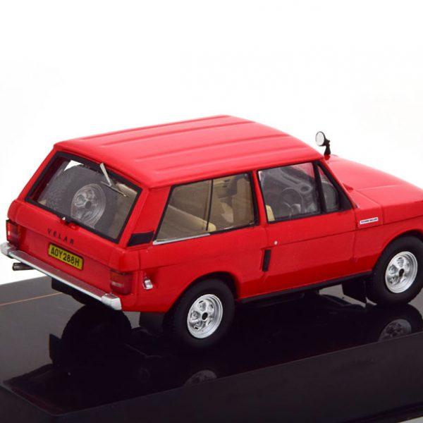 Land Rover Velar 1969 Rood 1-43 Ixo Models