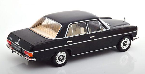 Mercedes-Benz 220D W115 1972 Zwart 1-18 MCG Models