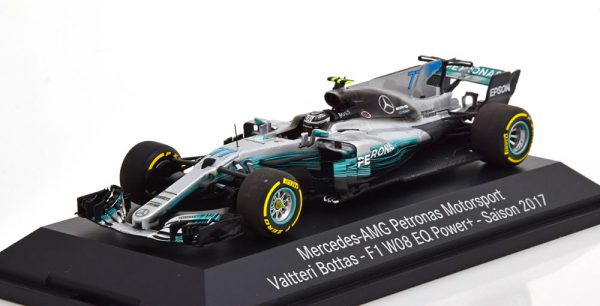 Mercedes AMG Petronas Motorsport F1 W08 EQ Power+2017 Valtteri Bottas 1-43 Minichamps ( Dealer )