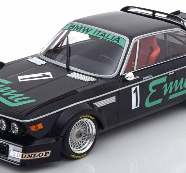 BMW 3.0 CSL No.1, GP BRNO 1978 BMW Italia Grano/Xhenceval 1-18 Minichamps Limited 402 Pieces