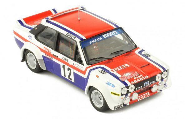 Fiat 131 Abarth #12 7th Rallye Monte Carlo 1979 Mouton, Conconi 1-43 Ixo Models