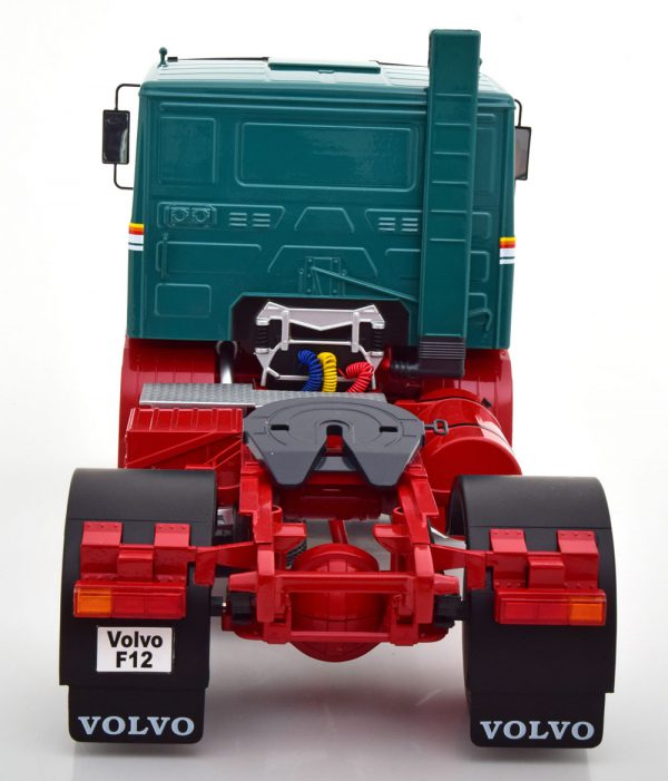 Volvo F1220 1977 Groen/ Wit / Rood 1-18 Road kings Limited 500 Pieces