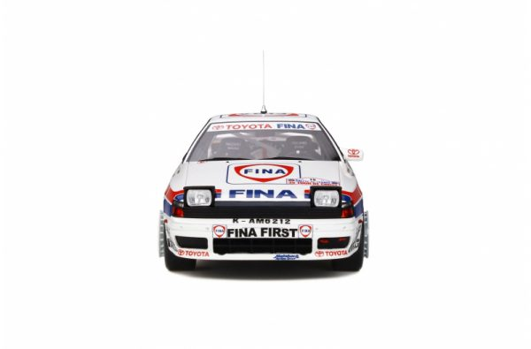 Toyota Celica GT-Four (ST165) Tour de Corse 1991 #15 Marc Duez 1-18 Ottomobile Limited 2000 Pieces