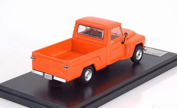 Ford F-75 Pick Up 1980 Oranje 1:43 - PremiumX