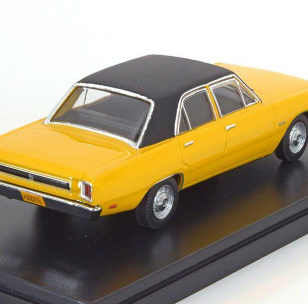 Dodge Dart Gran Sedan 1976 Geel 1-43 PremiumX