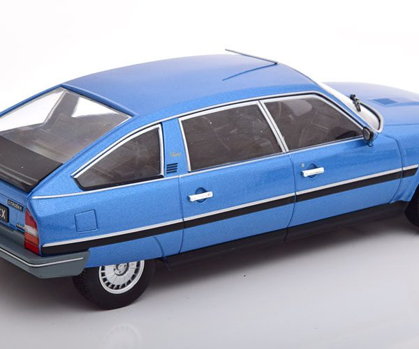 Citroen CX 2500 Prestige Phase 2 Metallic 1-24 White Box Limited 1000 Pieces