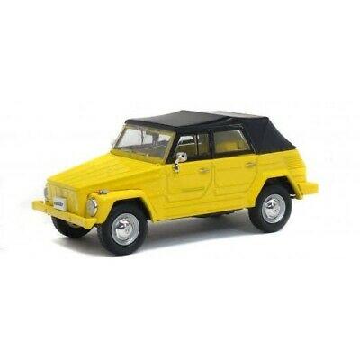 Volkswagen 181 1971 Geel 1-43 Solido