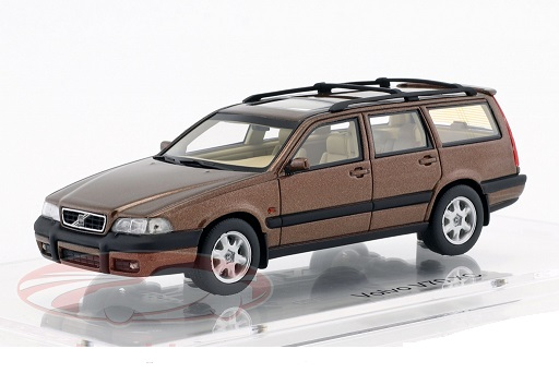 Volvo V70 XC 1997 Bruin Metallic 1-43 DNA Collectibles Limited 370 Pieces