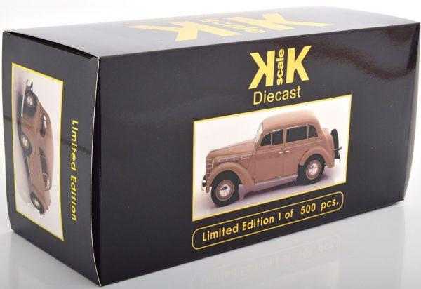 Opel Kadett K38 1938 Helbruin 1-18 KK Scale Limited 500 Pieces