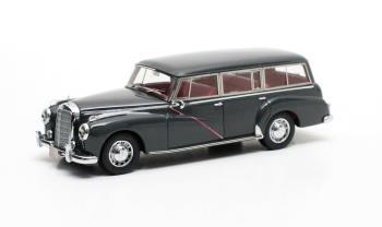 Binz MB W186 300C Kombi grijs 1956