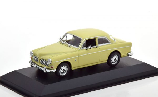 Volvo 121 Amazon 1966 Light Groen 1-43 Maxichamps