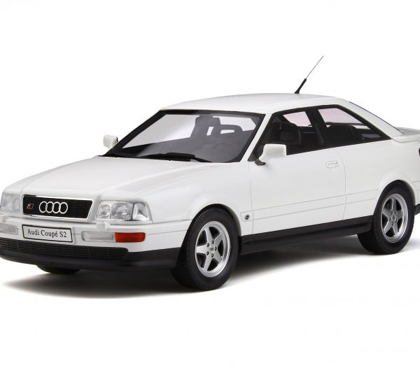 Audi S2 Wit 1991 Ottomobile 1-18 Limited 999 Pieces