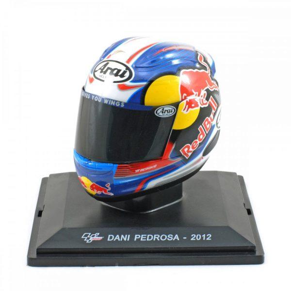 Helm Moto GP 2012 Dani Pedrosa 1-5 Altaya