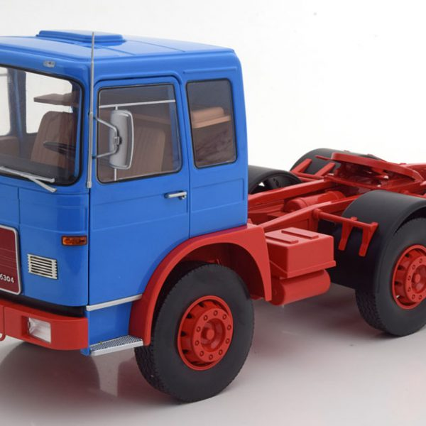 M.A.N. F7 16304 1972 Blauw 1-18 Road Kings Limited 750 Pieces