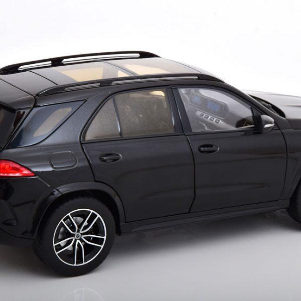 Mercedes-Benz GLE 2019 Zwart 1-18 Norev