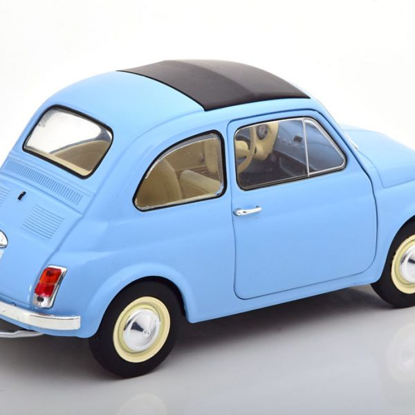 Steyr Puch 500 1969 Lichtblauw 1-18 Solido