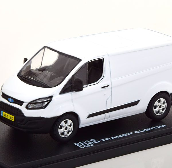 Ford Transit Custom V362 2016 Wit 1-43 Greenlight Collectibles