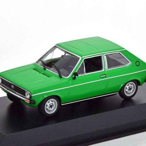 Volkswagen Polo MK1 1979 Groen 1-43 Maxichamps