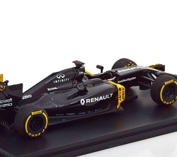 Renault R.S.16 Winter Tests 2016 Spark 1-43 ( Resin )