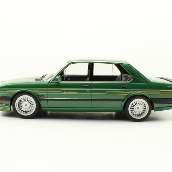 BMW Alpina B10 3.5 Groen Metallic 1-18 LS Collectibles Limited 250 Pieces