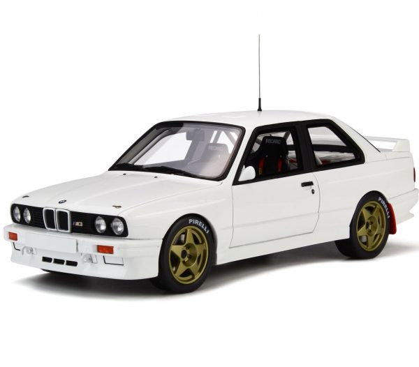 BMW M3 E30 Gr.A Pro Drive 1987 Wit 1-18 Ottomobile Limited 1500 Pieces