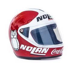 Helm Moto GP 1988 Sito Pons 1-5 Altaya