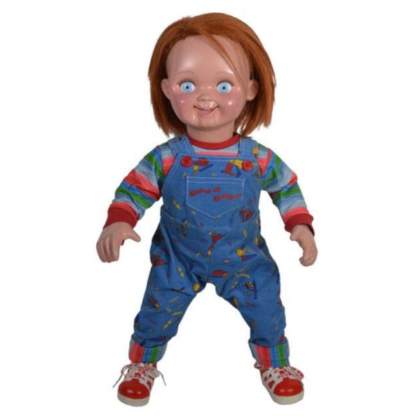 "Chucky ""Trick Or Treat"" Child's Play 2 Good Guys Doll 1:1 Replica Figuur 76 cm"