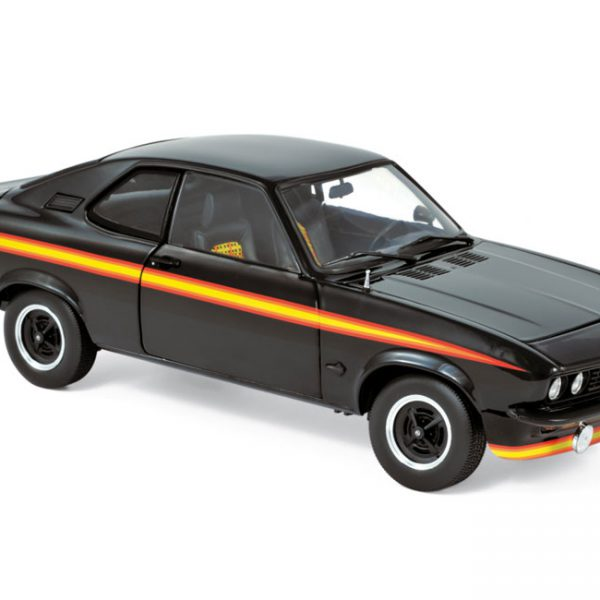"Opel Manta GT/E ""Black Magic"" 1975 Zwart Norev 1:18"